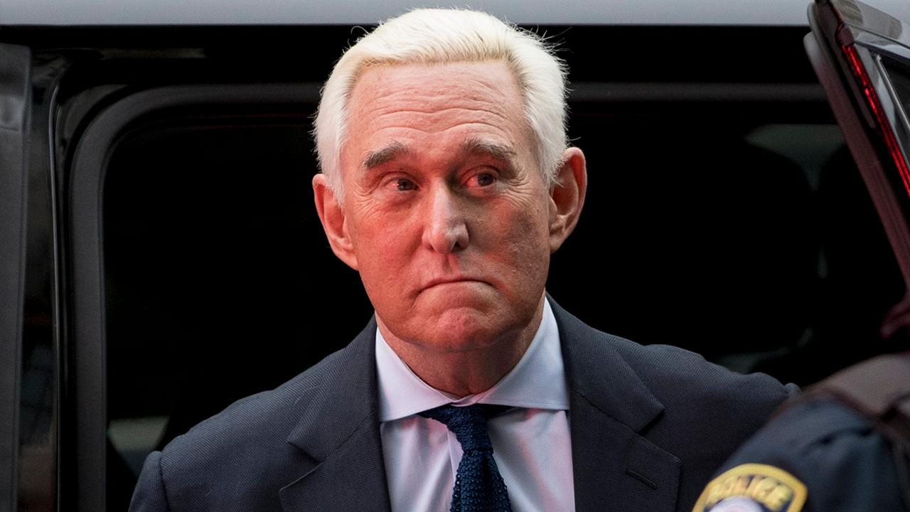 FBI under scrutiny over raid on Roger Stone's home