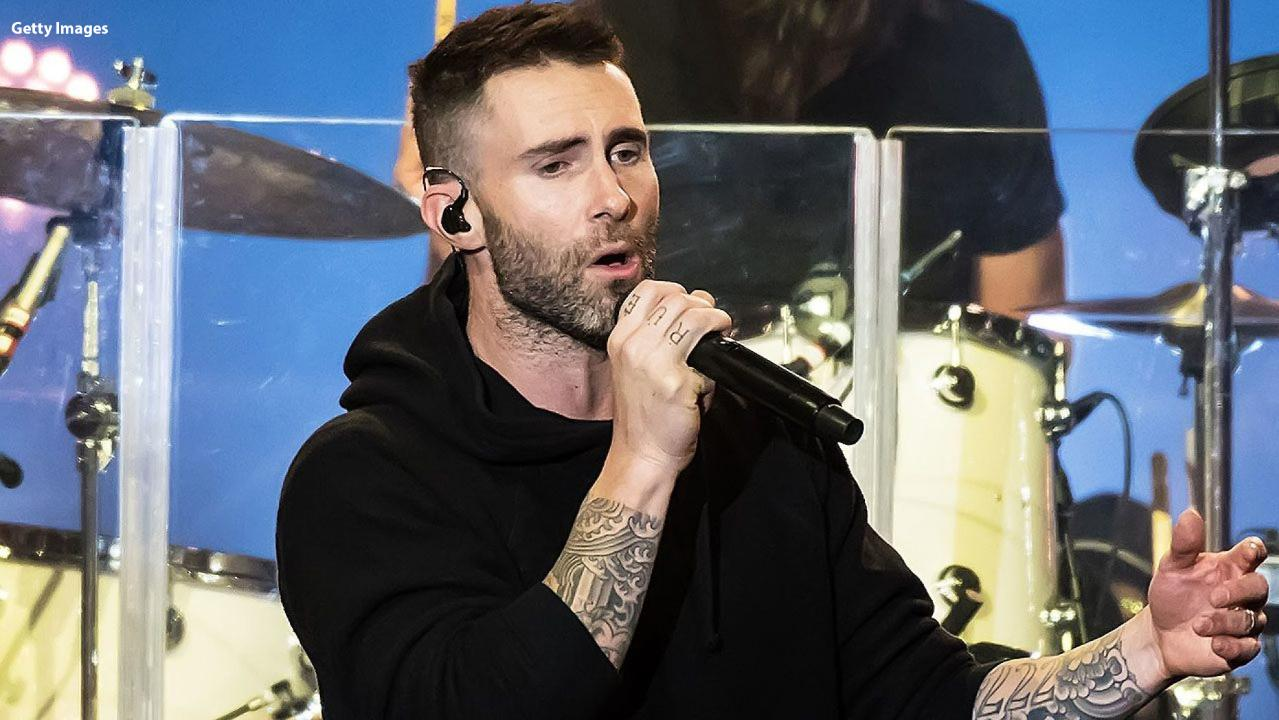 Adam Levine breaks silence after Maroon 5's Super Bowl