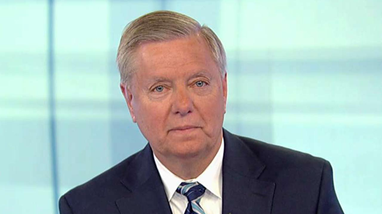 Graham on FBI: Someone needs to watch those that watch us
