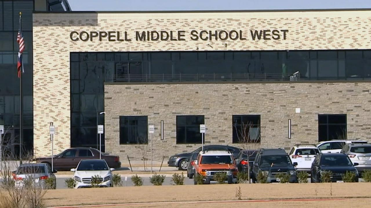 Hundreds of students call out sick after apparent flu outbreak at Texas middle school