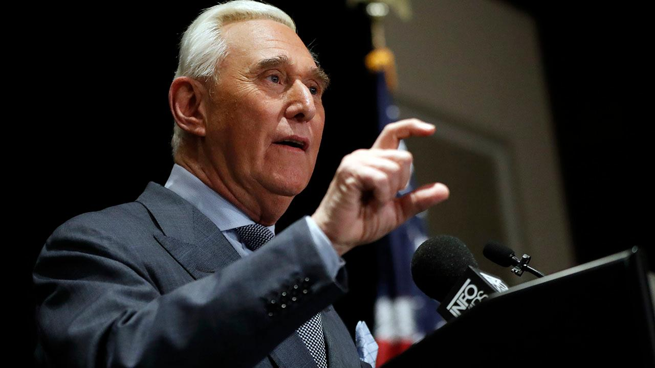 Roger Stone: I am heartened Senator Graham and other Republicans are looking into the way I was arrested