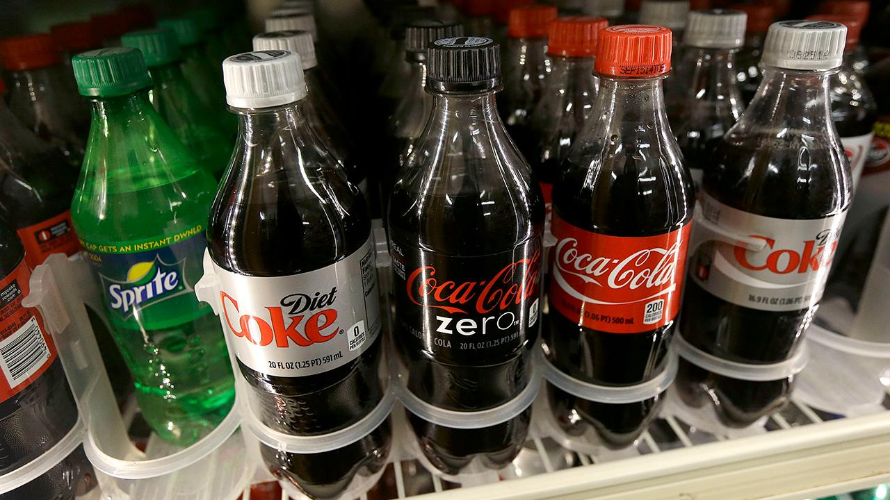 Drinking 2 or more diet sodas a day linked to stroke, heart disease: study