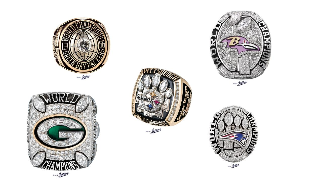 When the final seconds of Super Bowl LIII tick off the clock and either the Los Angeles Rams or the New England Patriots is crowned league champion, the process of creating their customized championship rings will begin.
