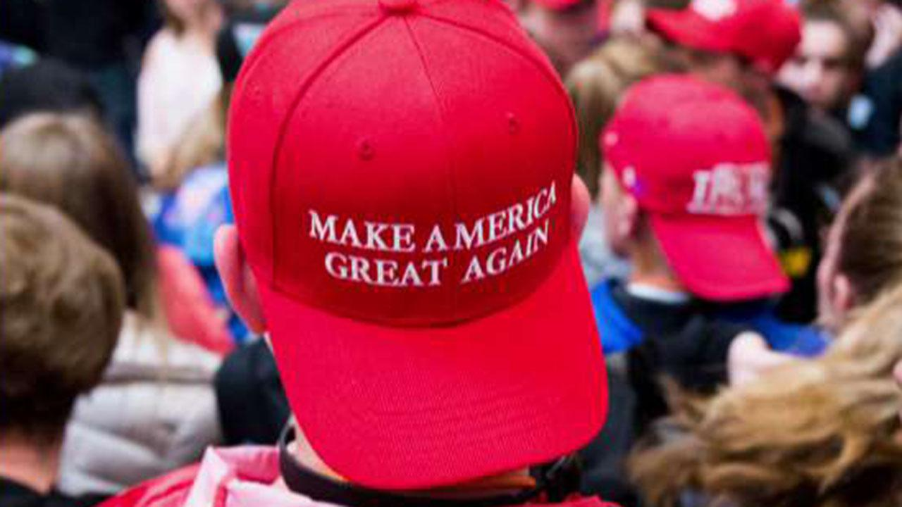 Chef under fire for threatening to refuse service to patrons wearing MAGA hats