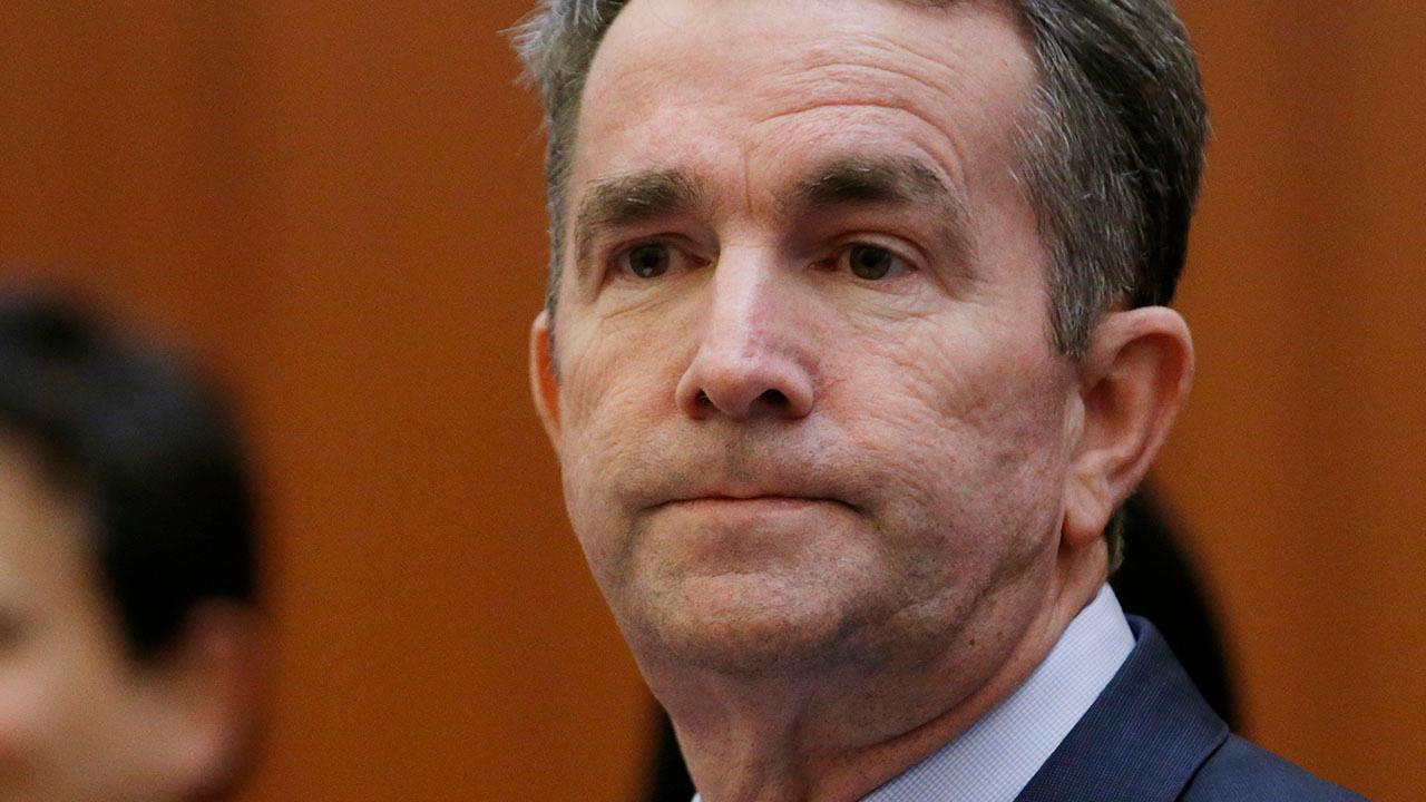 Gov. Ralph Northam deeply sorry for 'clearly racist and offensive' yearbook photo