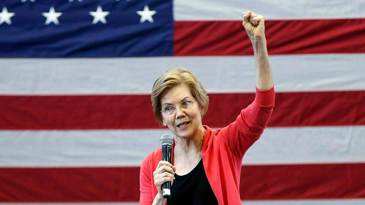 Elizabeth Warren listed race as 'American Indian' in newly revealed Texas State Bar card from 1986