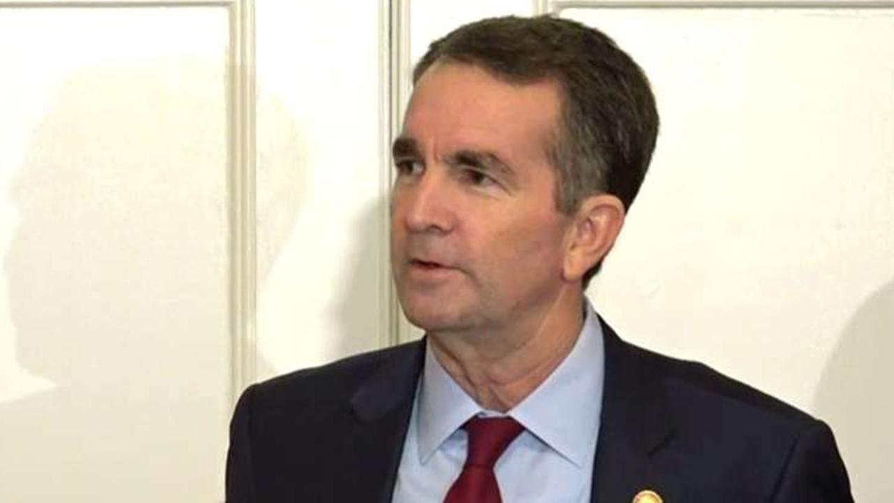 Virginia Democrat Gov. Ralph Northam says he will not resign amid racist photo scandal