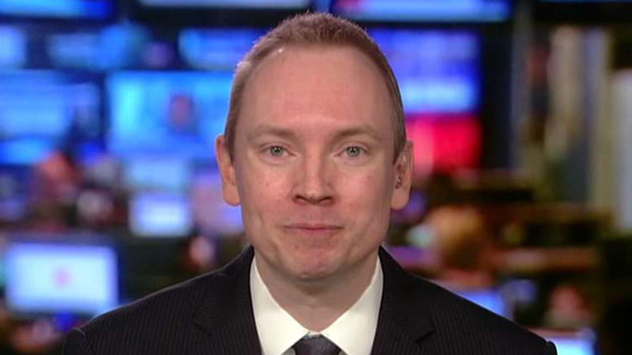 Former White House aide Cliff Sims reacts to the backlash over his Trump administration tell-all