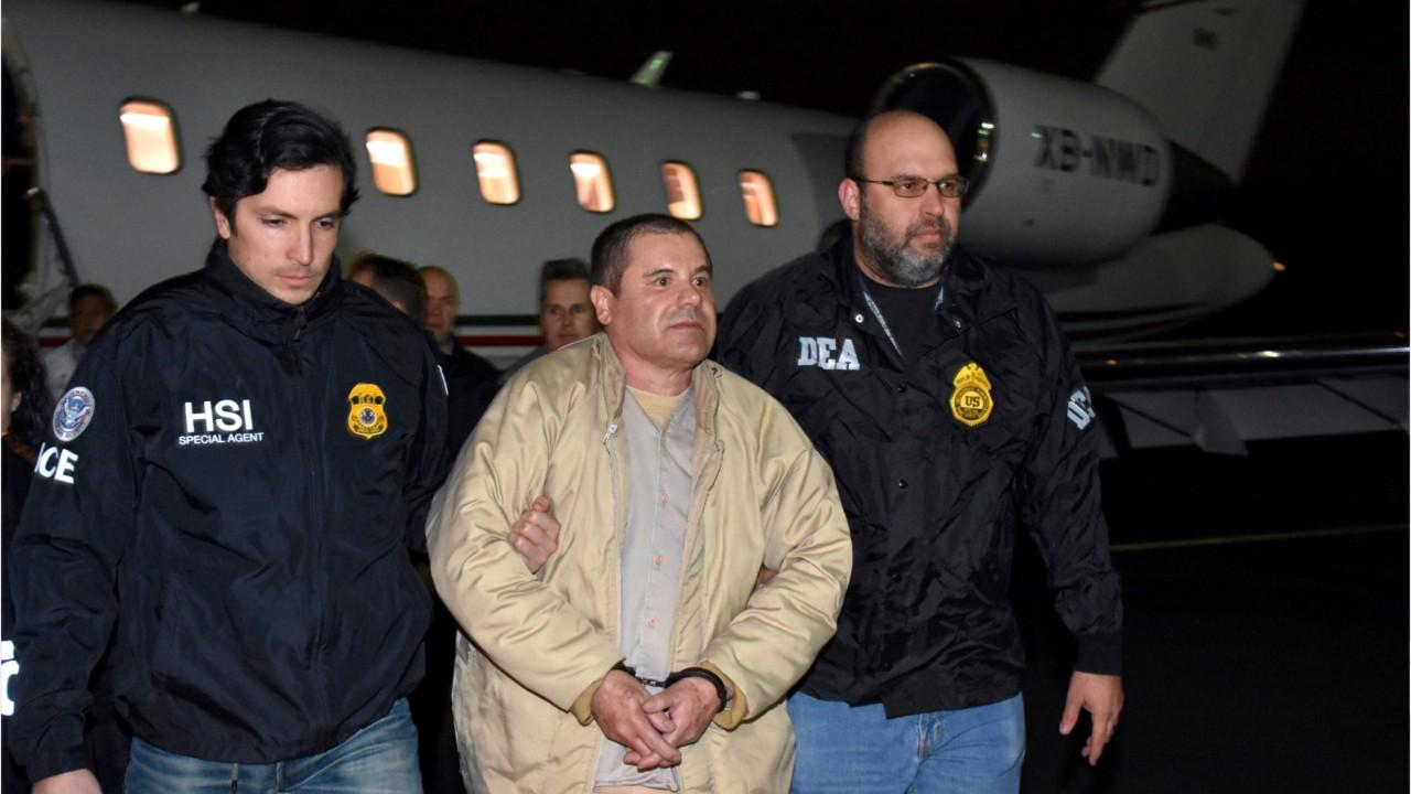 'El Chapo' accused of drugging, raping girls