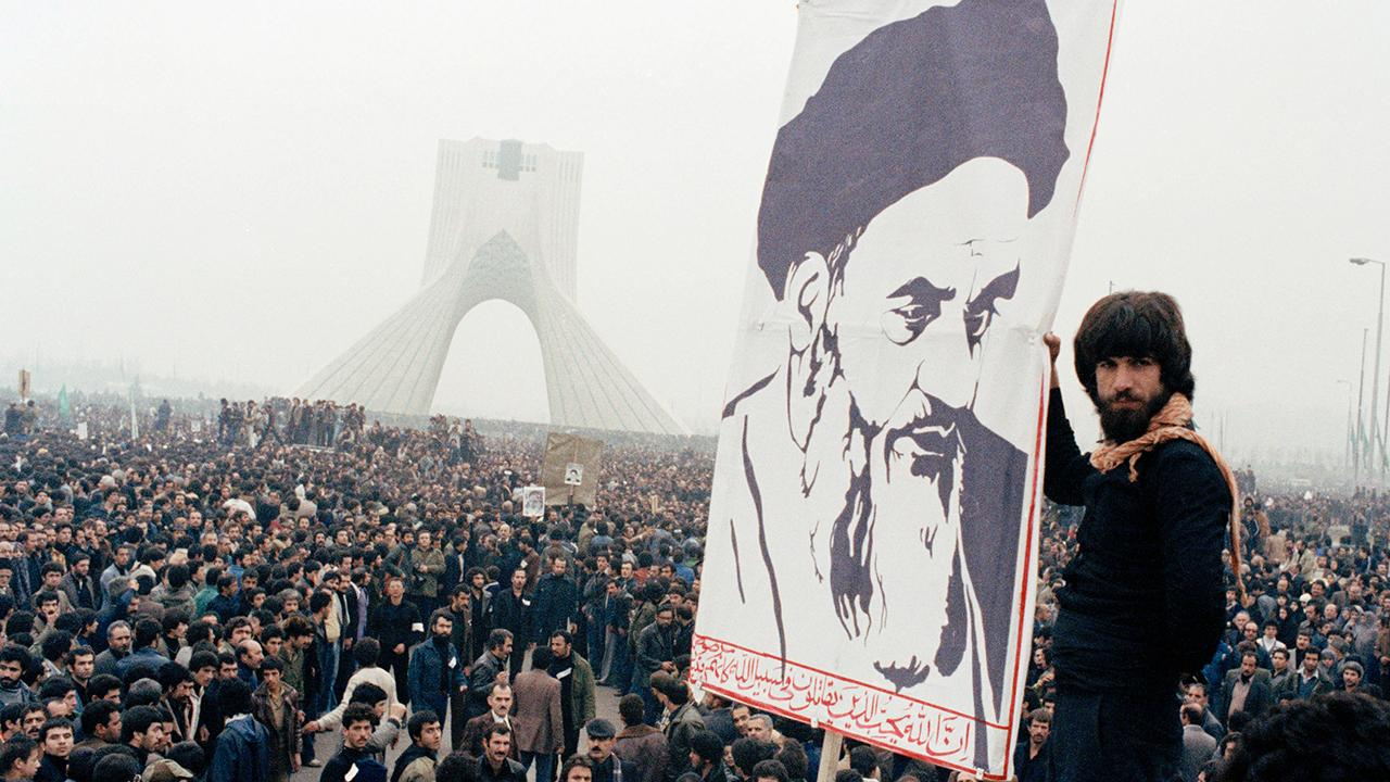 Iran marks 40 years since the Islamic Revolution