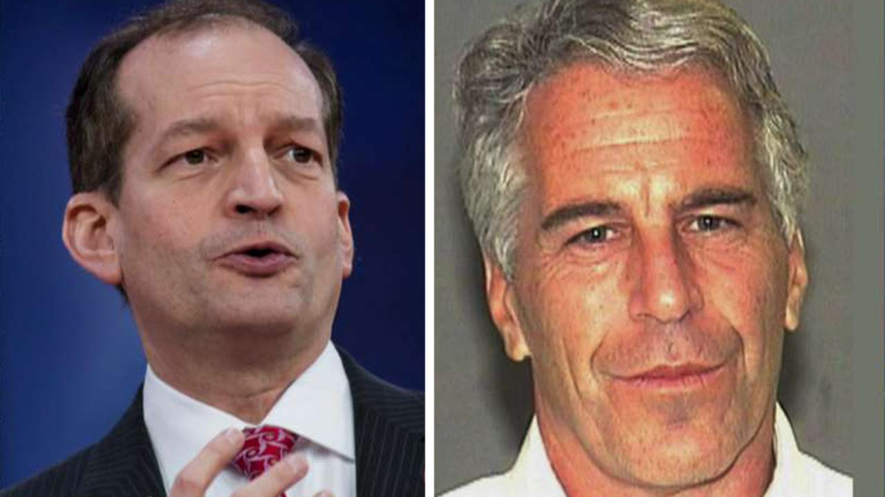 Swamp Watch: An update on the Jeffrey Epstein case