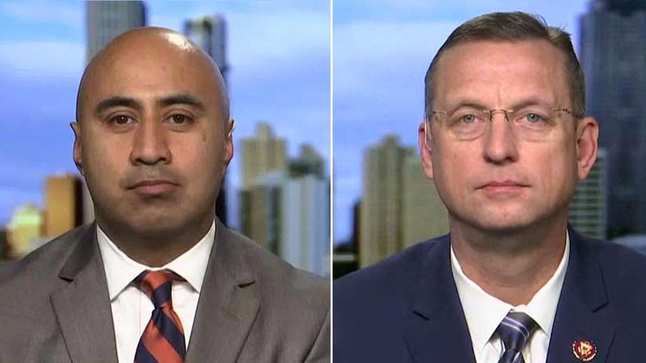 Republican lawmaker invites conservative Latino leader to Trump's State of the Union