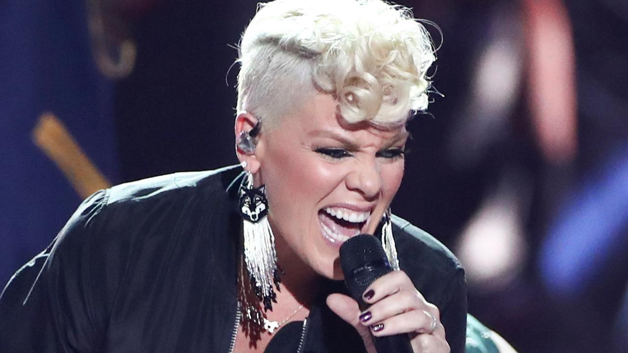 Pink jokes about losing 20th Grammy nomination: 'I think it's kind of rad'