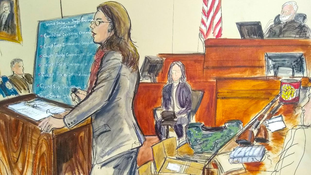 Jurors send notes to judge in 'El Chapo' trial