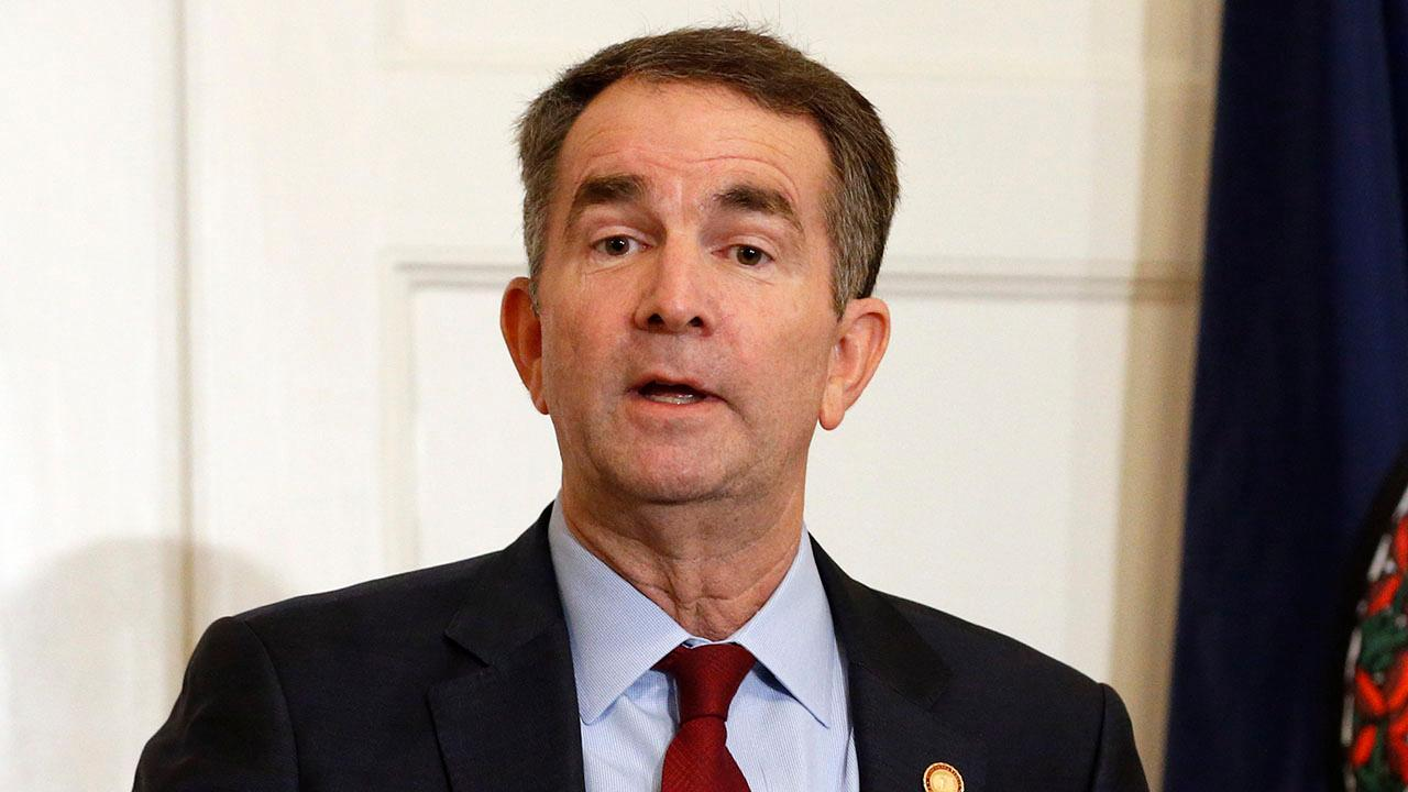 Virginia Gov. Northam says he will not resign, is neither person in racist yearbook photo