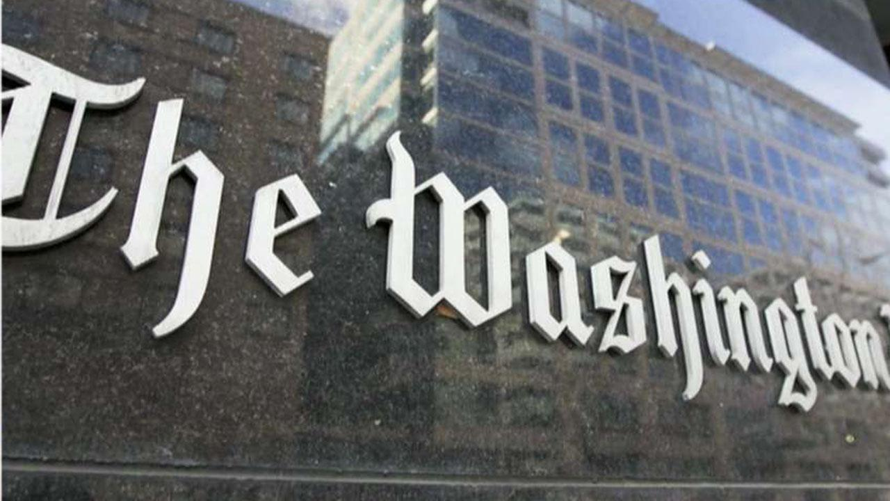 Examining Washington Post's double standard: Fairfax vs. Kavanaugh