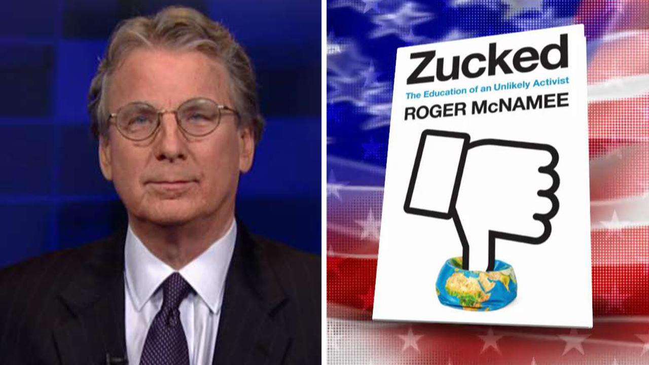 Former Zuckerberg mentor blasts Facebook in new book 'Zucked'