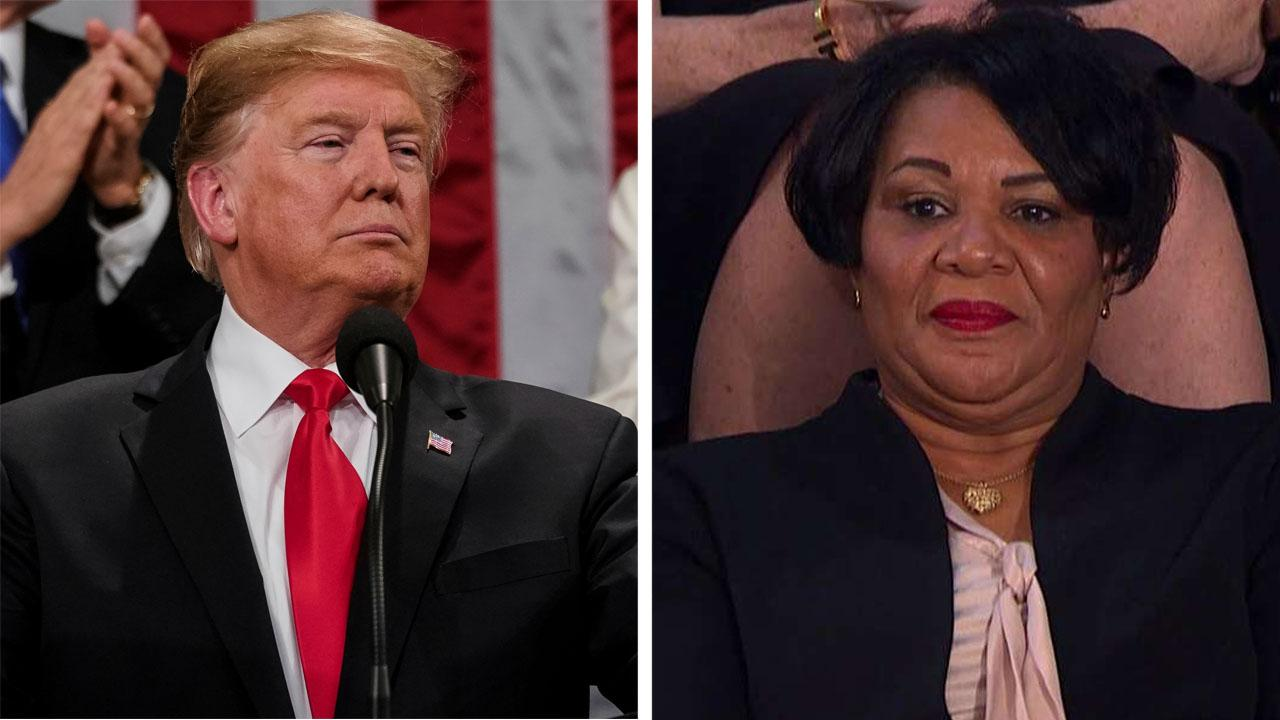 Trump: Alice Johnson's story underscores disparity, unfairness in criminal sentencing