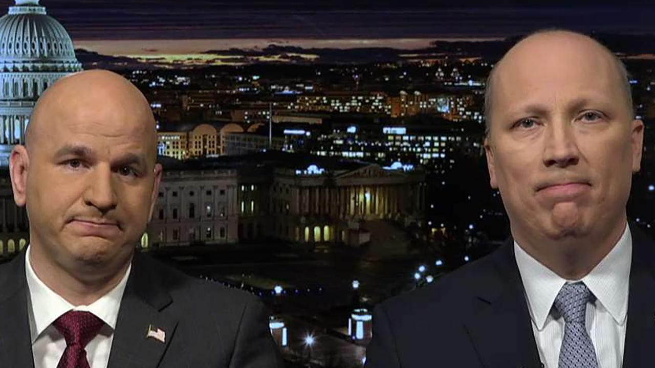 President Trump slams Democrats for border wall hypocrisy