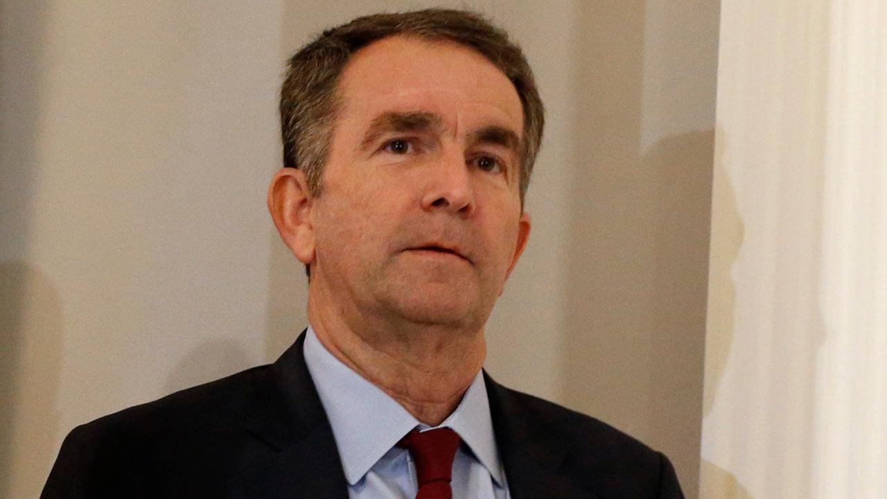Northam working behind the scenes to build support to remain in office