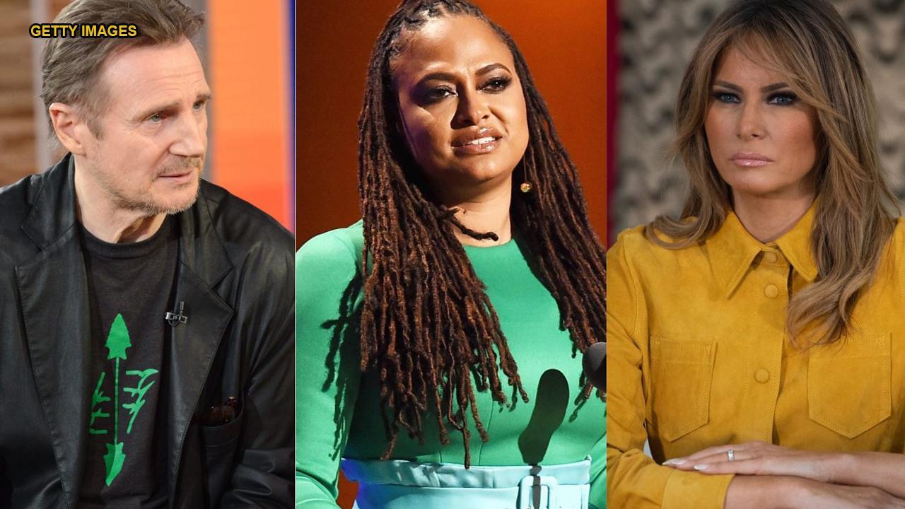 Ava DuVernay slams Melania Trump, Liam Neeson for 'white privilege'