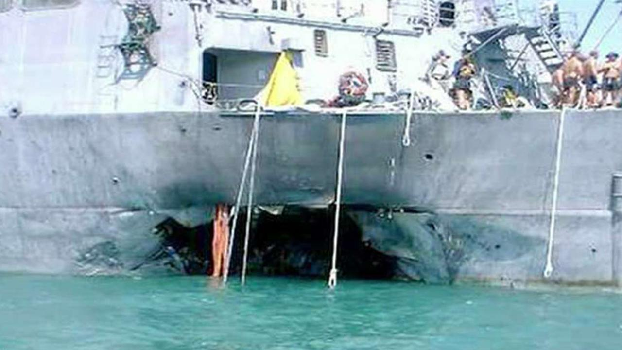 Sudan reaches settlement with families of USS Cole victims