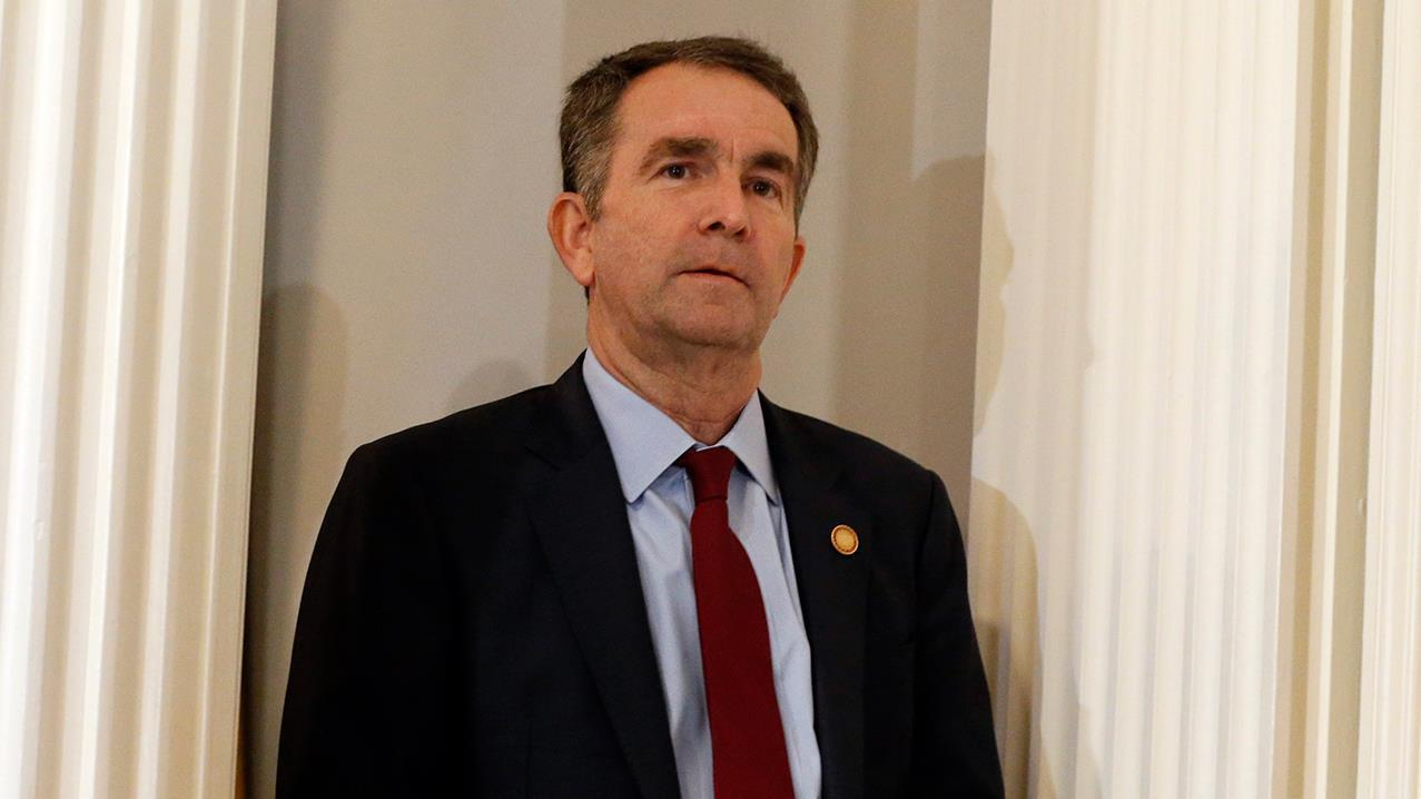Virginia's Democratic congressional delegation call for Gov. Ralph Northam's resignation