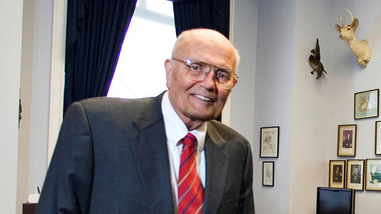 Remembering John Dingell: Former US representative dies at age 92