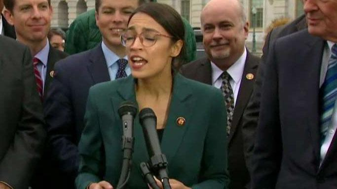 Could the Green New Deal be the Republicans' secret weapon for the 2020 election cycle?