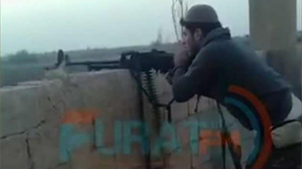 Fierce fighting underway for last Islamic State foothold in eastern Syria