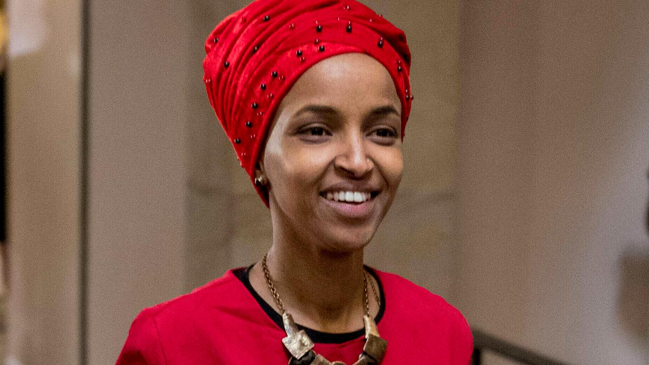 Democratic leadership issues statement condemning 'anti-Semitic' comments by Rep. Omar