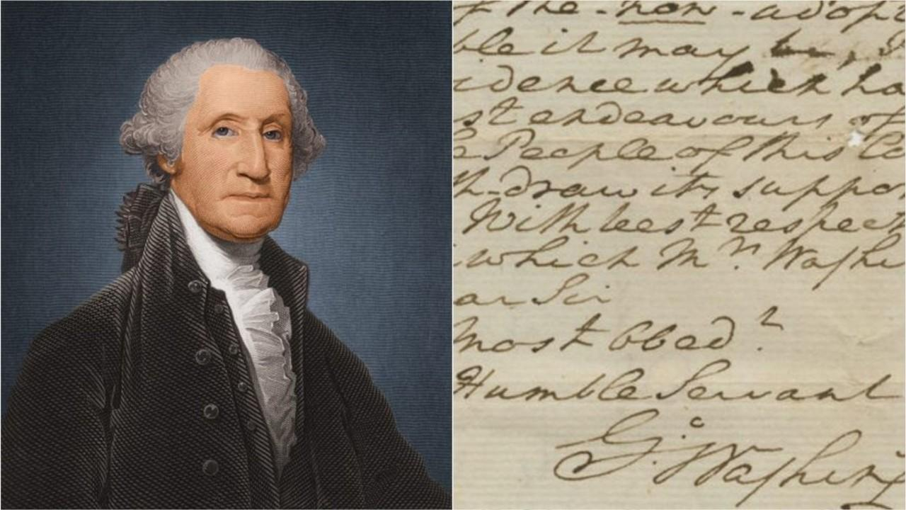 What George Washington was thankful for might shock you