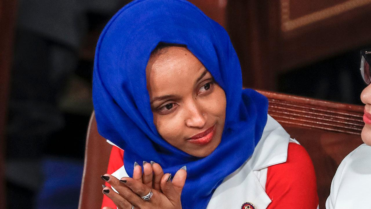 Ilhan Omar's Israel tweets the latest in long line of controversial comments thumbnail