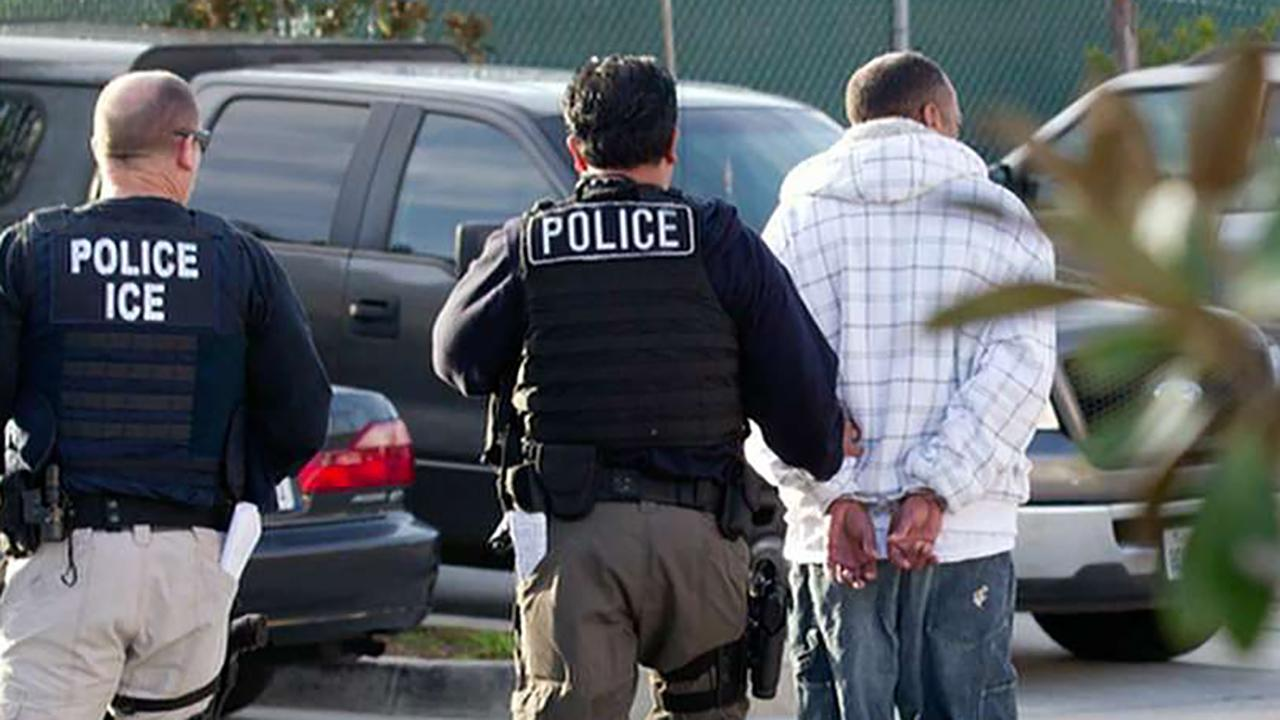 Sheriffs warn ICE could be forced to release over 8K criminals