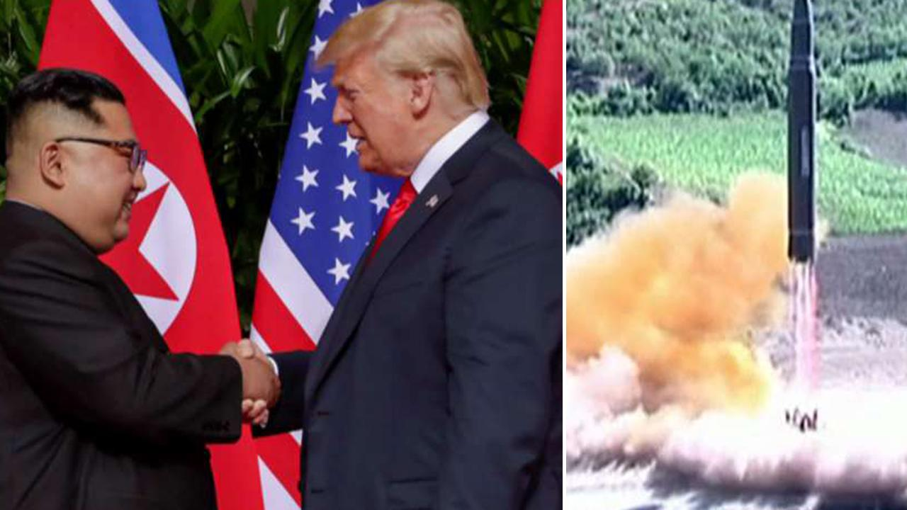 North Korea keeps amassing nuclear material despite promising to denuclearize, report finds