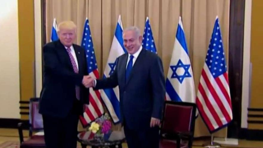 Trump administration finishes Middle East peace plan