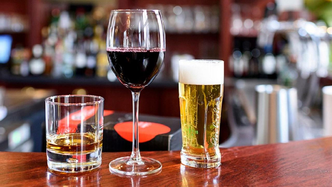 New study puts 'beer before wine' hangover theory to the test