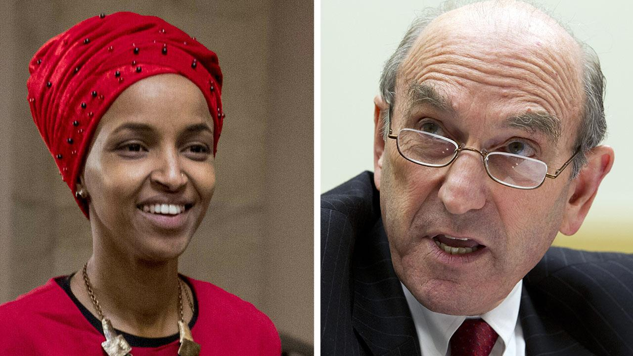 Trump's Venezuela envoy clashes with Ilhan Omar at hearing: 'That is a ridiculous question' - Fox News thumbnail
