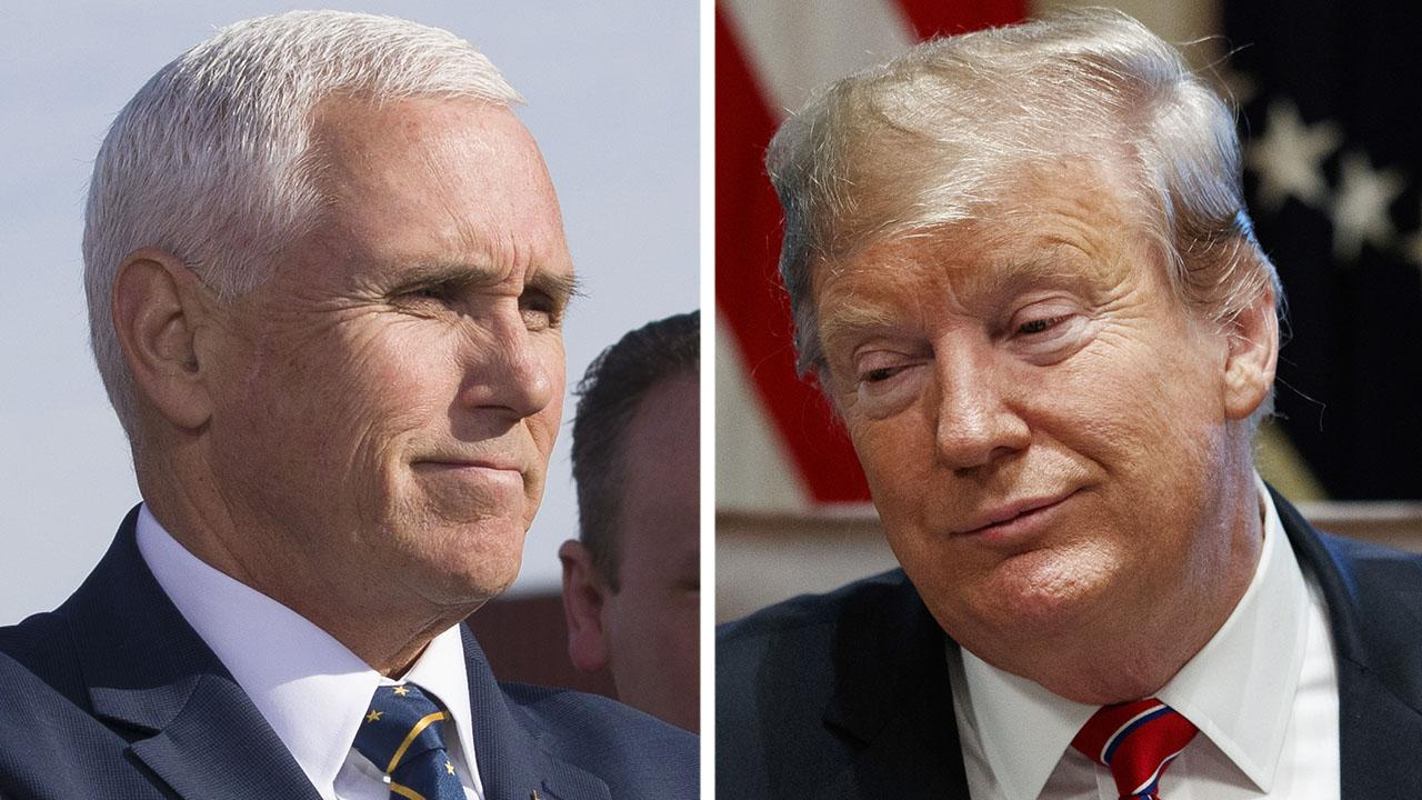 Mike Pence on border security compromise: I know the president will make a decision before the deadline