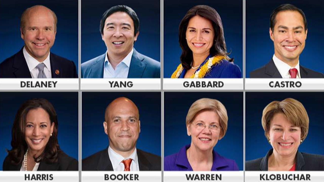 Breaking down the 2020 Democratic candidates and their platforms