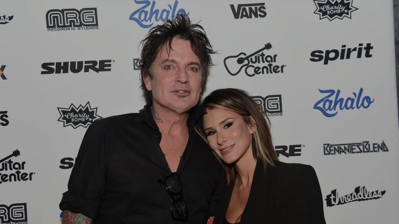 Tommy Lee marries social media star Brittany Furlan