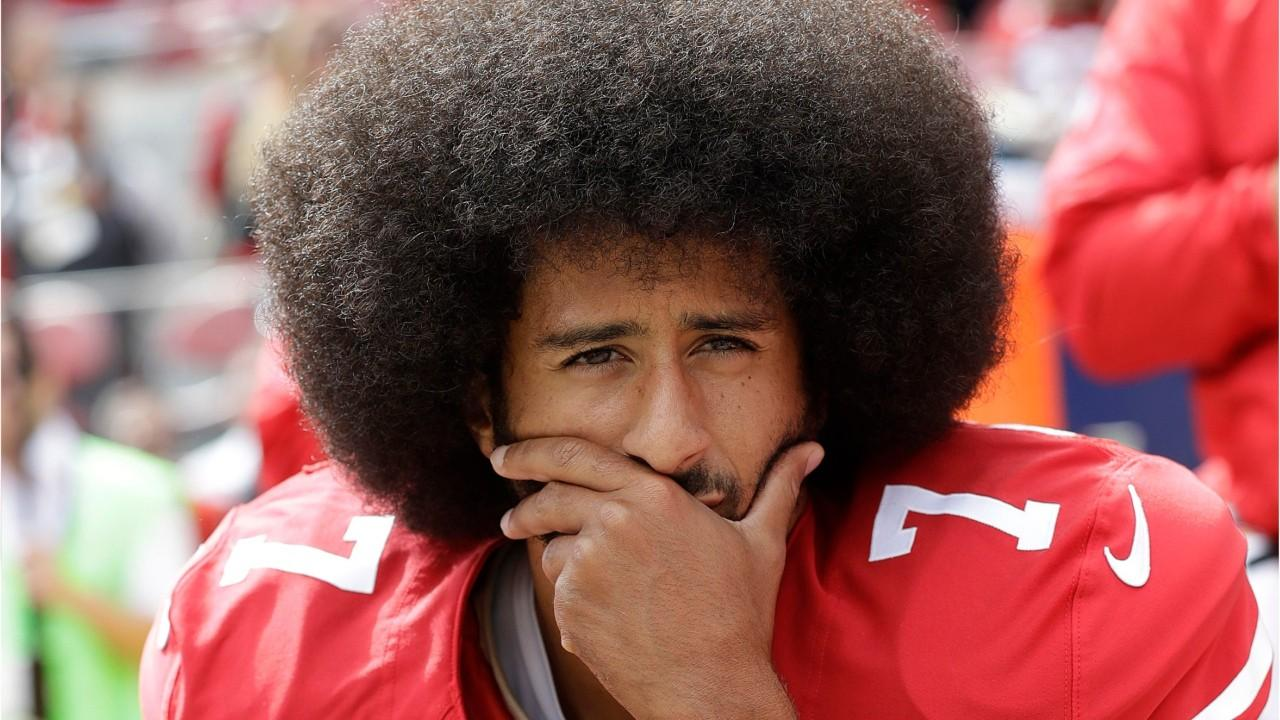 NFL paid under $10M to settle Colin Kaepernick grievance thumbnail