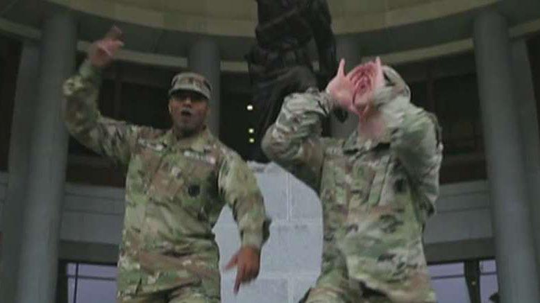 Army stepping up recruitment with rap video for young potential enlistees