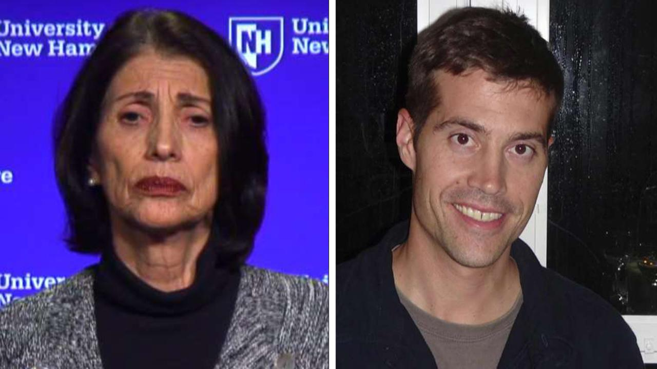 Slain journalist James Foley's mom: Alabama woman who joined ISIS should face justice