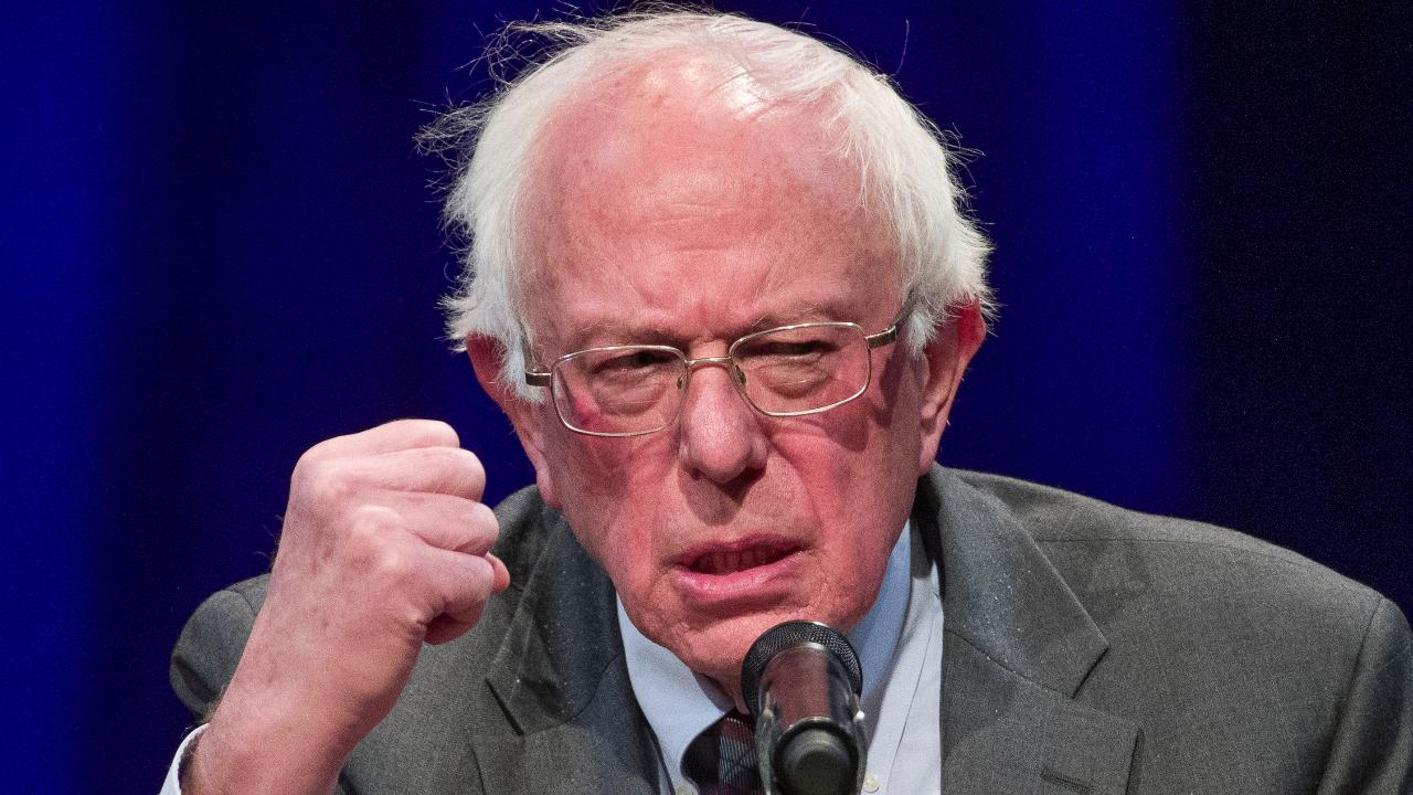 Bernie Sanders' presidential candidacy will further fracture Democratic Party