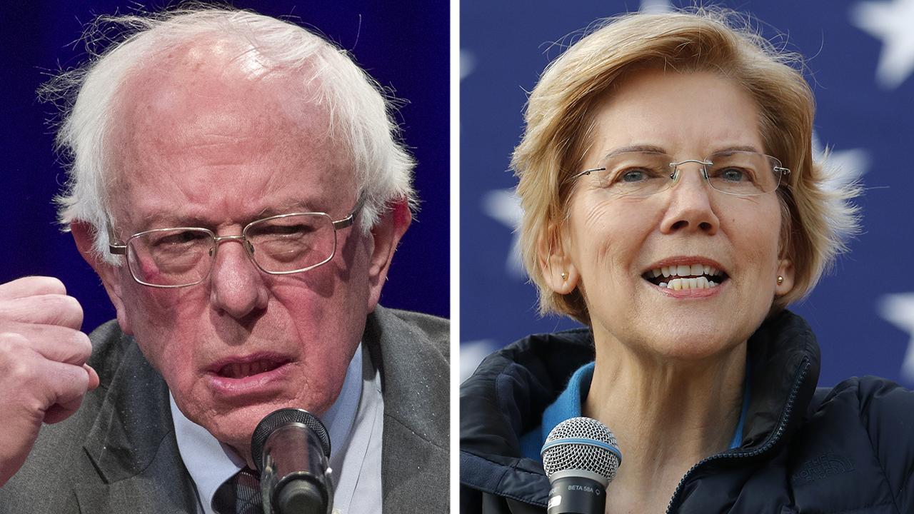 Liz Peek: Socialism vs. the American way of life will be on the 2020 ballot thumbnail