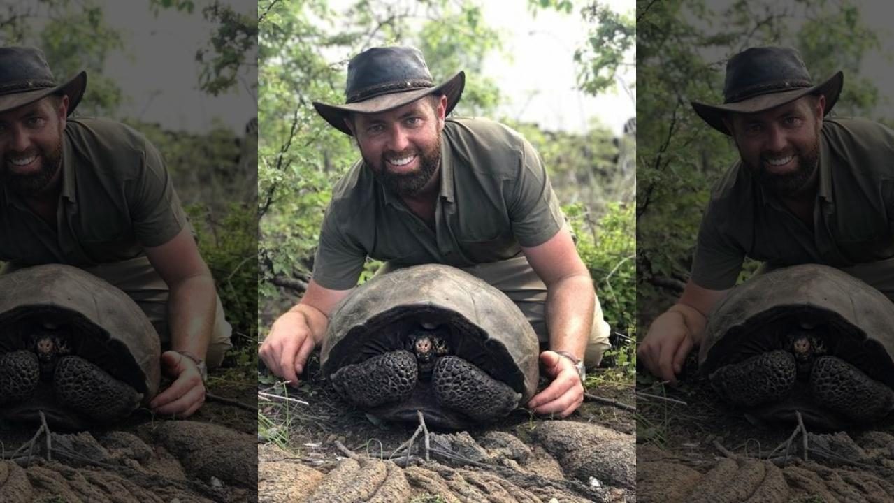 Tortoise thought to be extinct for 113 years has been rediscovered on the Galapagos