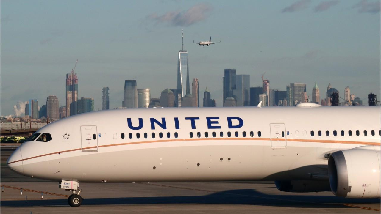United Airlines 'deeply saddened' at death of passenger on flight between Germany and US