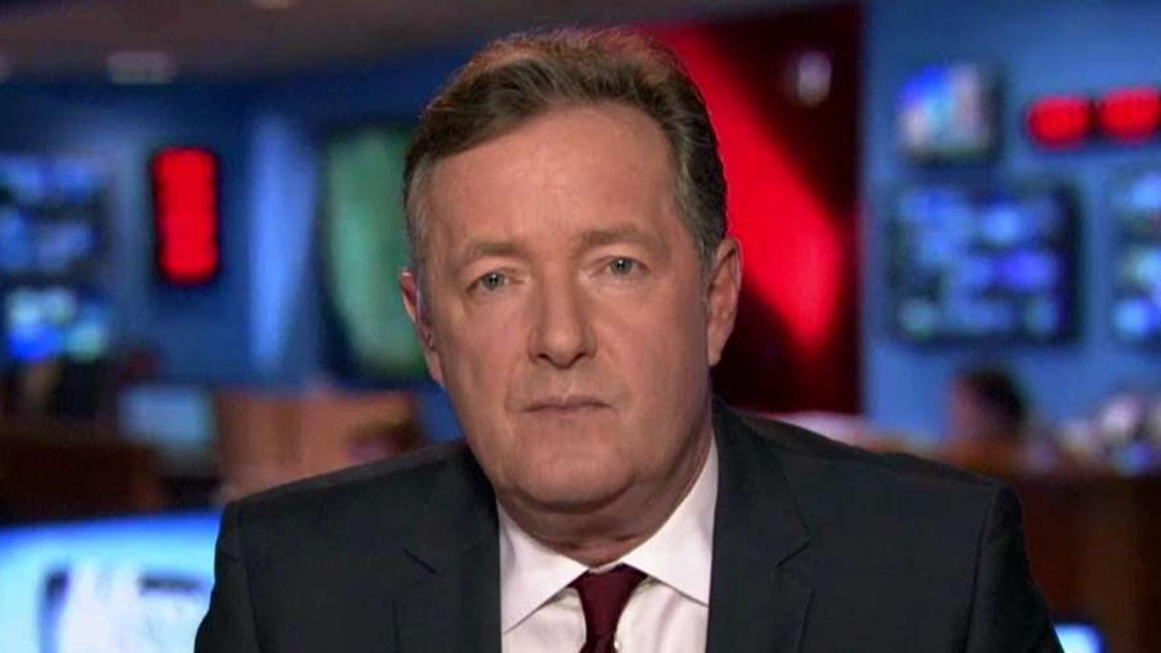 Piers Morgan talks Smollett: 'The only thing that was lynched was the truth'