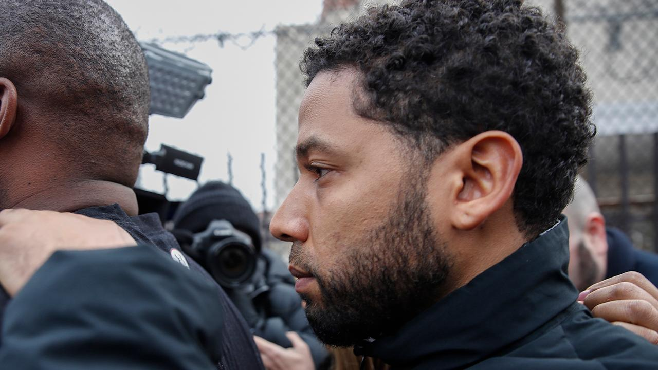 A look at the case against Jussie Smollett